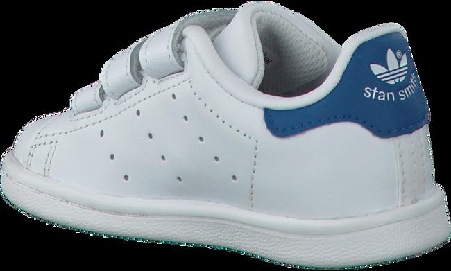 Weiße ADIDAS Sneaker STAN SMITH CF C - large