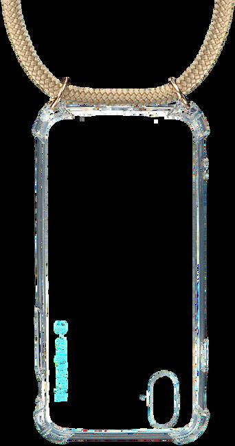 Beige KASCHA-C Handy-Schutzhülle PHONECORD IPHONE XR  - large