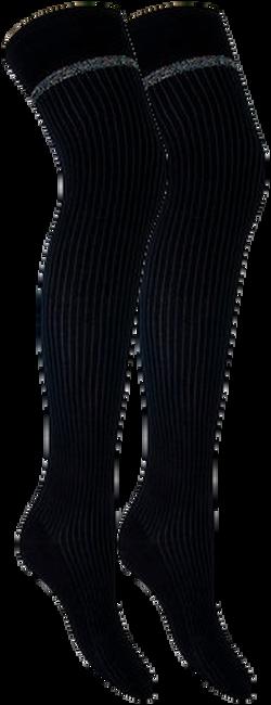 Schwarze MARCMARCS Socken NADINE  - large