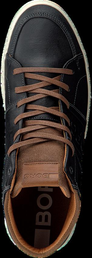 Schwarze BJORN BORG Sneaker CURD MID M - larger