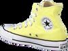 Gelbe CONVERSE Sneaker CHUCK TAYLOR ALL STAR HI DAMES  - small