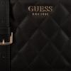 Schwarze GUESS Handtasche SWEET CANDY MINI XBODY TOP ZIP  - small