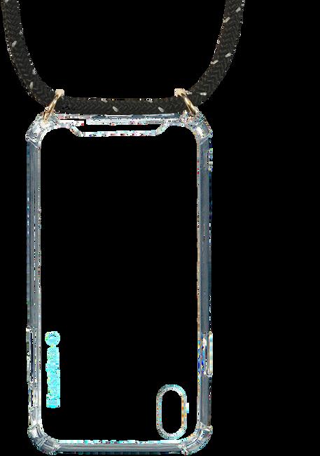Schwarze KASCHA-C Handy-Schutzhülle PHONECORD IPHONE X MAX  - large