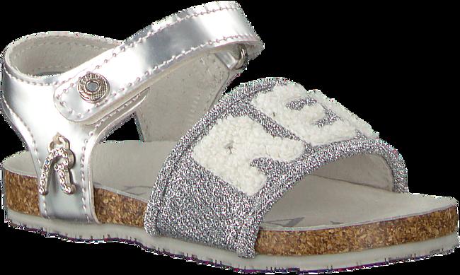 Silberne REPLAY Sneaker PAPUA  - large