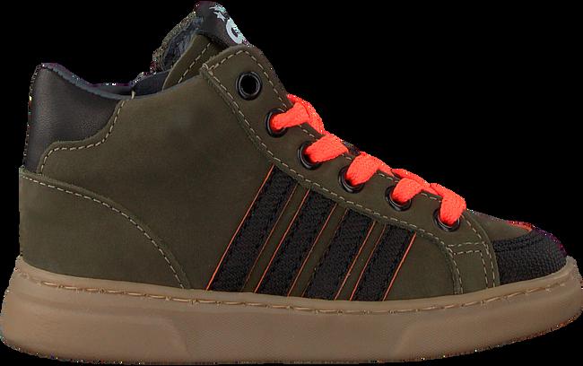 Grüne PINOCCHIO Sneaker high P1882  - large