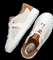 Weiße MICHAEL KORS Sneaker KEATON STRIPE SNEAKER  - medium