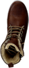 Braune BLACKSTONE Ankle Boots CW96 - small