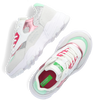 Weiße BENETTON Sneaker low VAST GLITTER  - small