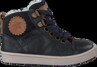 Blaue OMODA Sneaker high OM120717  - medium