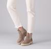 Camelfarbene VIA VAI Chelsea Boots ALEXIS  - small