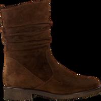 Cognacfarbene GABOR Hohe Stiefel 703  - medium