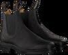 Schwarze BLUNDSTONE Chelsea Boots DRESS BOOT HEREN  - small
