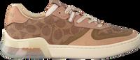 Braune COACH Sneaker low ADB SIG PVC COURT  - medium