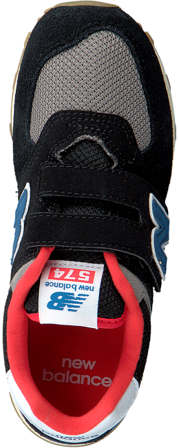 Schwarze NEW BALANCE Sneaker low YV574/IV574  - large