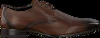 Cognacfarbene MAZZELTOV Business Schuhe 3753  - medium