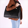 Rosane GUESS Handtasche HERITAGE POP LRG GIRLFRIEND SA  - small