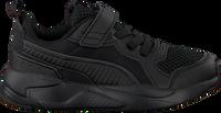 Schwarze PUMA Sneaker low X-RAY AC PS  - medium