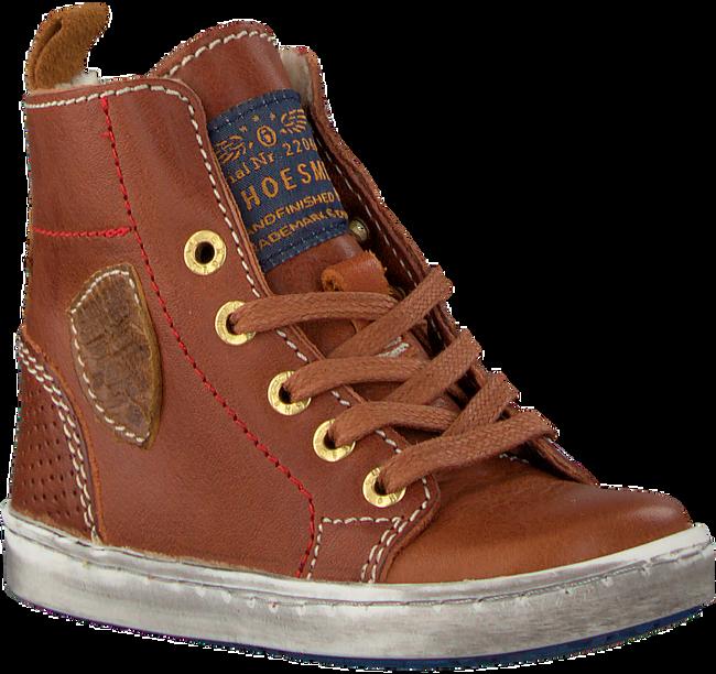 Cognacfarbene SHOESME Sneaker UR6W042 - large