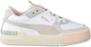Weiße PUMA Sneaker low CALI SPORT MIX WN'S  - small