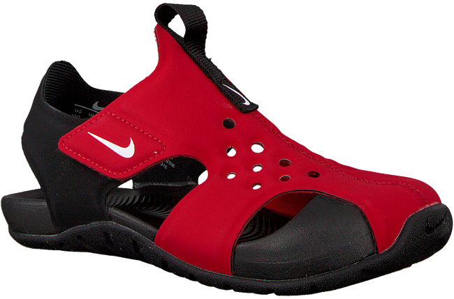 Rote NIKE Sandalen SUNRAY PROTECT 2 (PS)  - large