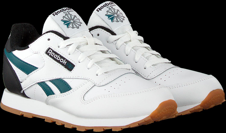 Weiße REEBOK Sneaker low CLASSIC LEATHER | Omoda