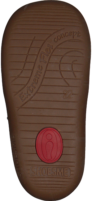 Cognacfarbene SHOESME Babyschuhe BF8W001 - large