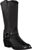 Schwarze PS POELMAN Stiefeletten R16313 - small