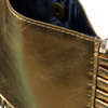 Goldfarbene LE BIG Umhängetasche RAFAELA BAG  - small