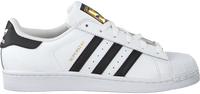 Weiße ADIDAS Sneaker SUPERSTAR J - medium