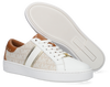 Weiße MICHAEL KORS Sneaker KEATON STRIPE SNEAKER  - small