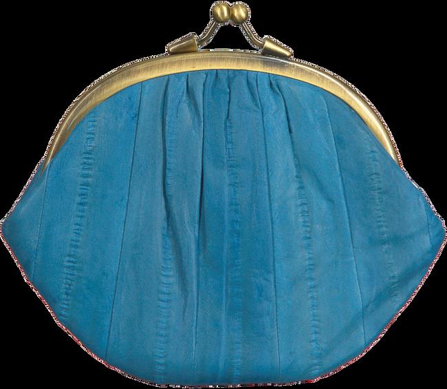 Blaue BECKSONDERGAARD Portemonnaie GRANNY RAINBOW AW19  - large