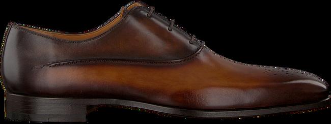 Cognacfarbene MAGNANNI Business Schuhe 23050  - large