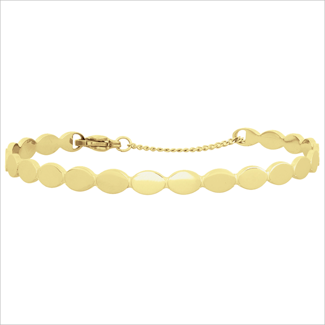 Goldfarbene MY JEWELLERY Armband MJ01866  - large