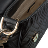 Schwarze GUESS Umhängetasche BRIGHTSIDE SHOULDER BAG  - small