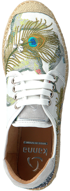 Weiße KANNA Sneaker KV8187 - large