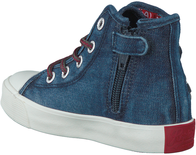 Blaue REPLAY Sneaker IBROX - large