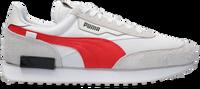 Weiße PUMA Sneaker low FUTURE RIDER VINTAGE  - medium
