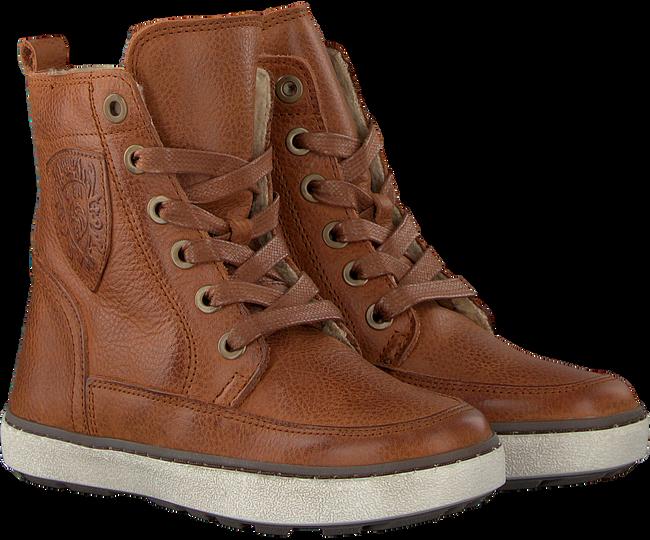 Cognacfarbene GIGA Sneaker 9901 - large
