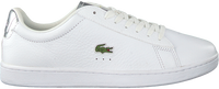 Weiße LACOSTE Sneaker low CARNABY EVO 220 1  - medium