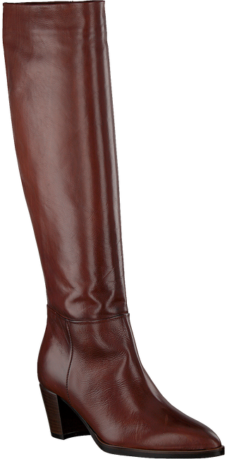 Cognacfarbene MARIPE Hohe Stiefel 29383  - large