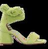 Grüne FABIENNE CHAPOT Sandalen SELENE  - small