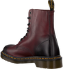 Rote DR MARTENS Schnürboots PASCAL - small