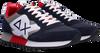 Blaue SUN68 Sneaker low JAKI BICOLOR  - small