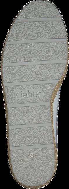 Weiße GABOR Slipper 400.1 - large
