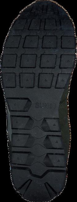 Grüne SUN68 Sneaker low JAKI SOLID PATCH  - large
