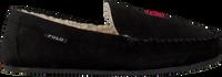 Schwarze POLO RALPH LAUREN Hausschuhe DEZI IV  - medium