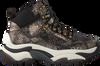 Schwarze ASH Sneaker ALFA  - small