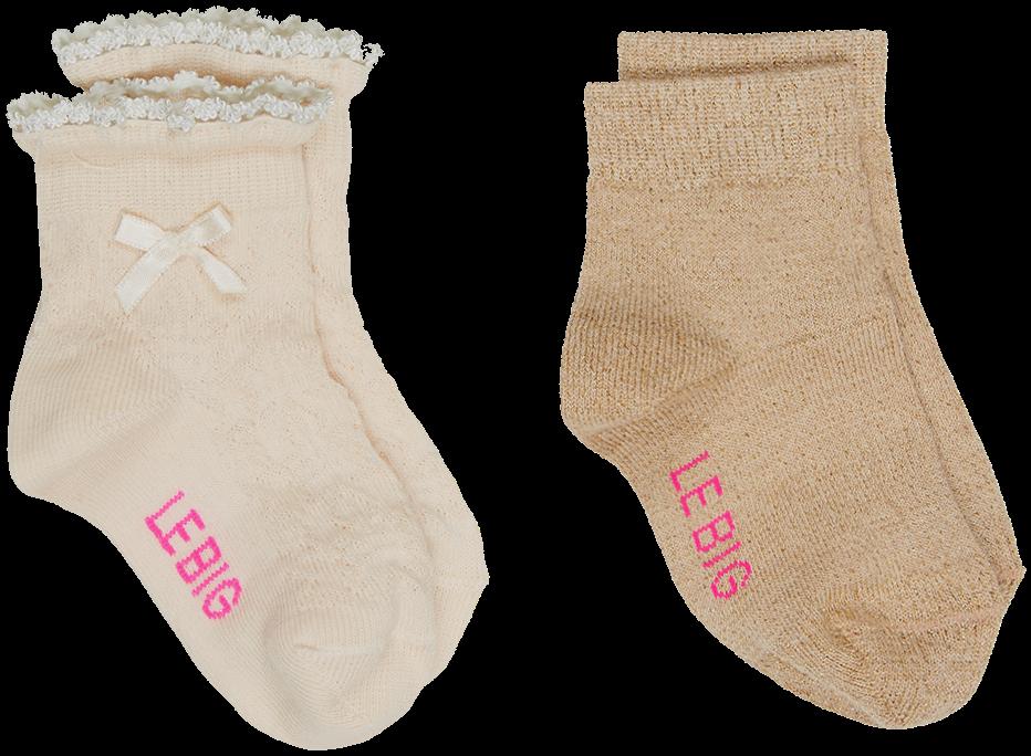 Beige LE BIG Socken MACY PANTY SOCK PMsUr