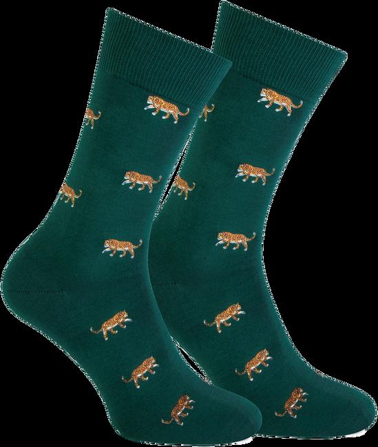 Grüne MARCMARCS Socken RED DALLAS  - large
