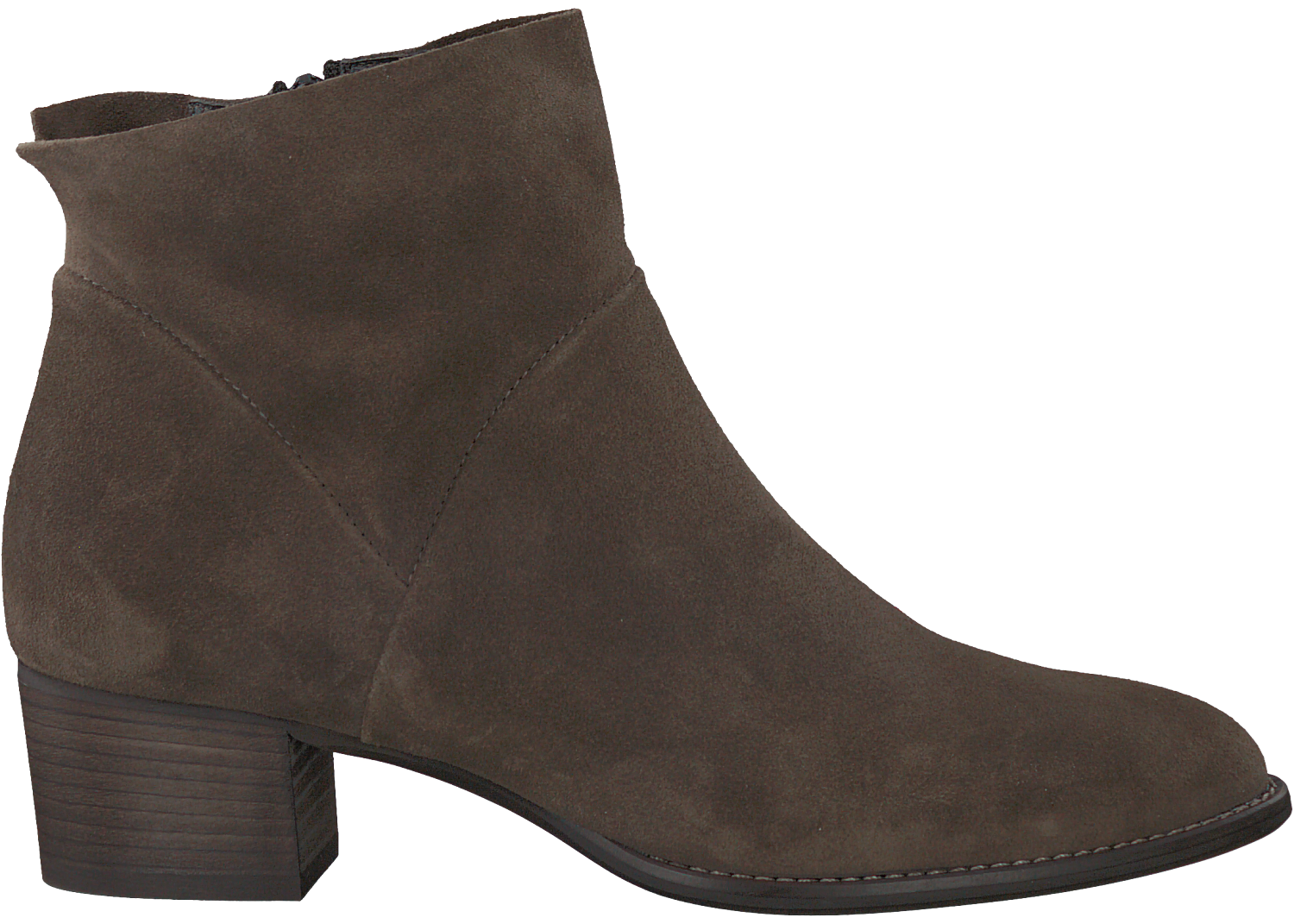 Taupe PAUL GREEN Stiefeletten 8847